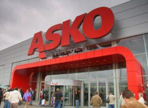 Predajna nabytku Asko