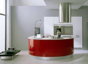 Moderny kuchynsky nabytok