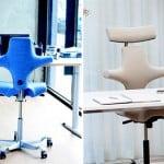 Dizajnova ergnomicka stolicka k pc