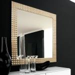 Stylove moderne zrkadlo