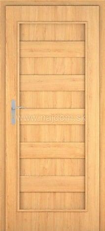 Drevené dvere - interierové