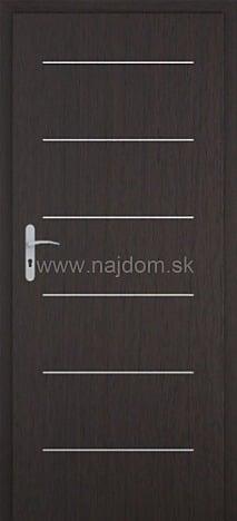 Moderné interierové dvere