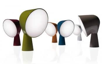 Stolné retro lampy