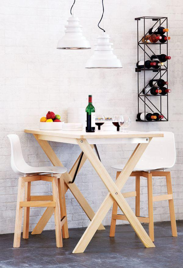Moderné barové stoličky do kuchyne