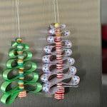 Vianočné stuhy - stromček