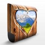 Dizajnová poštová schránka