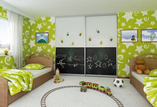 Skrina do detskej izby