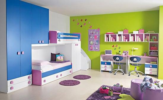 Detská izba pre dievčatá