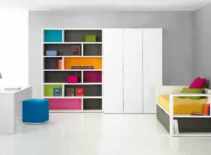 Moderná detská izba
