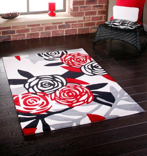 Moderny koberec