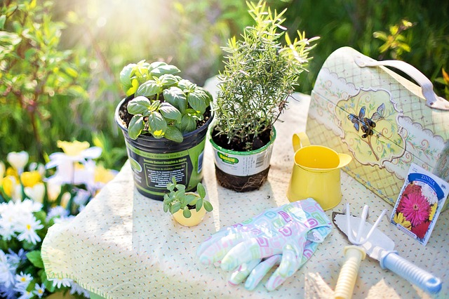 Náradie do záhradky