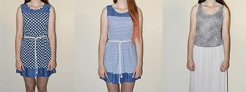 Trendy šaty na leto