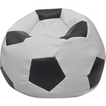 Sedací vak - futbalová lopta