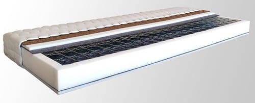 Kokosový pružinový matrac