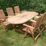Nový záhradný nábytok aj do vašej záhradky