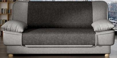 Sivá pohovka do obývačky