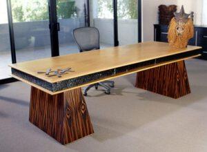 Pracovný stôl na zákazku