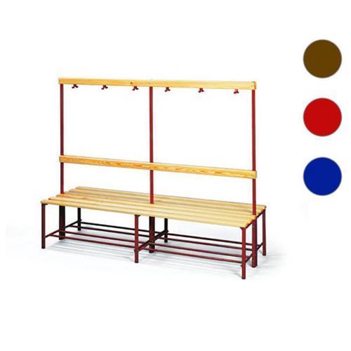 Šatníková lavica s vešiakovou stenou