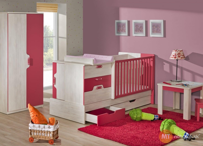 Detská izba pre bábätko