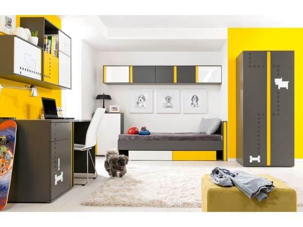 Detská izba pre školáka