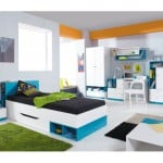 Nábytok, ktorý zútulní detskú izbu
