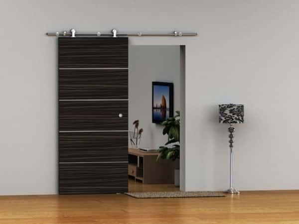 Moderné posuvné dvere