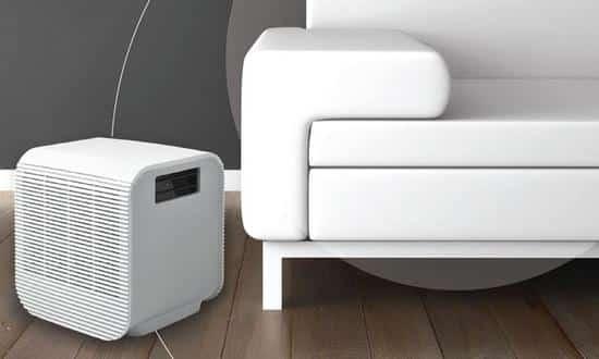 Malá mobilná klimatizácia
