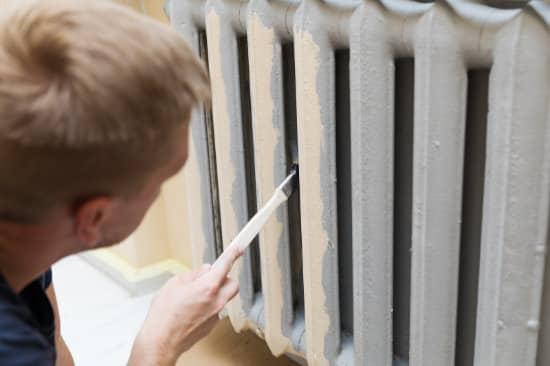 Natieranie radiátoru