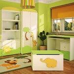 Kvalitné zariadenie detskej izby