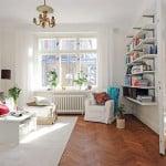 Tipy ako opticky rozšíriť obývačku