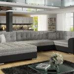 Moderná sedačka do vašej obývačky