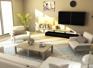 Obývačky a trendy