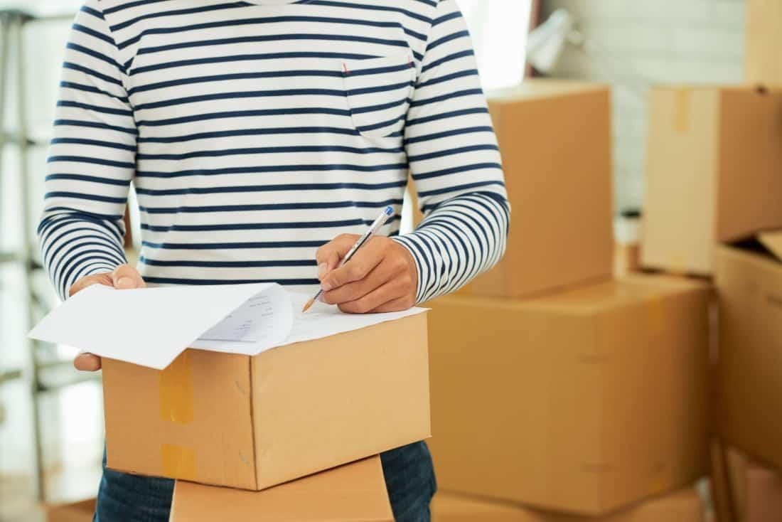 Cena sťahovania nábytku, kancelárií