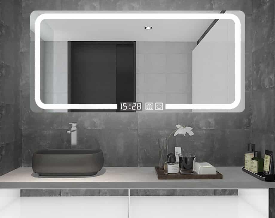 Moderné digitálne zrkadlo
